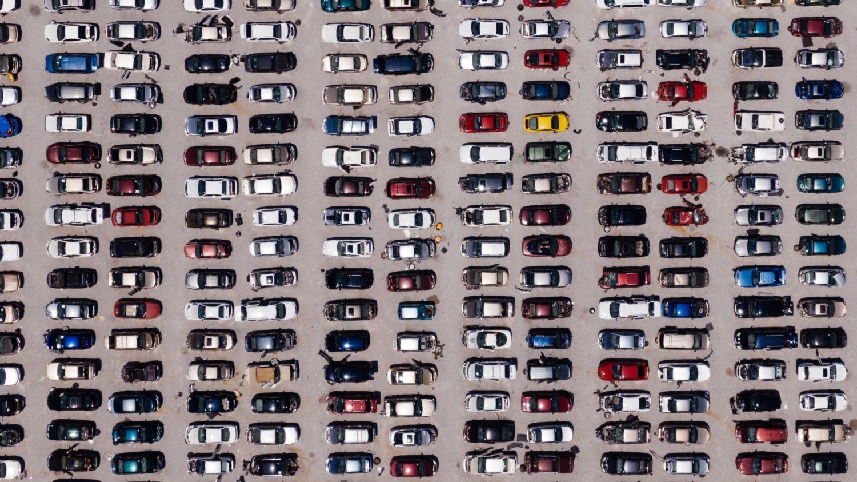 volle parking